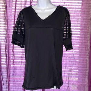 Lululemon tshirt 8 Black